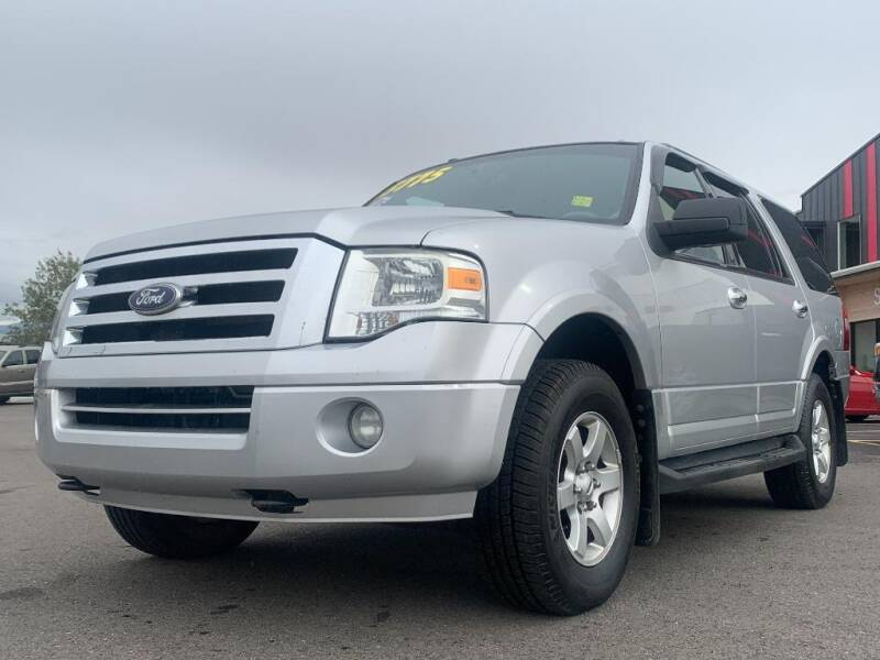 2010 Ford Expedition for sale at Snyder Motors Inc in Bozeman MT