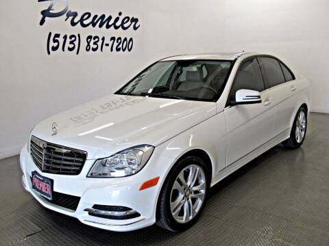 2012 Mercedes-Benz C-Class for sale at Premier Automotive Group in Milford OH