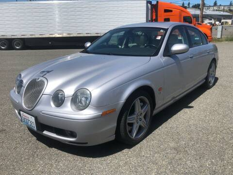 2003 Jaguar S-Type R for sale at South Tacoma Motors Inc in Tacoma WA