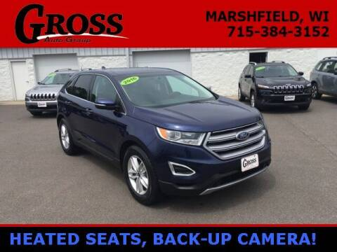 2016 Ford Edge for sale at Gross Motors of Marshfield in Marshfield WI