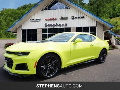 2019 Chevrolet Camaro for sale at Stephens Auto Center of Beckley in Beckley WV