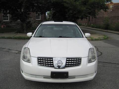 2004 Nissan Maxima for sale at EBN Auto Sales in Lowell MA
