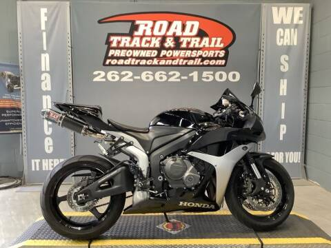 2007 Honda CBR600RR for sale at Road Track and Trail in Big Bend WI