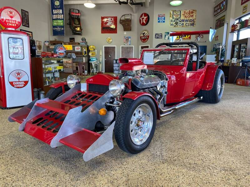 1923 Ford T Bucket for sale at N Motion Sales LLC in Odessa MO