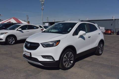 2018 Buick Encore for sale at Choice Motors in Merced CA