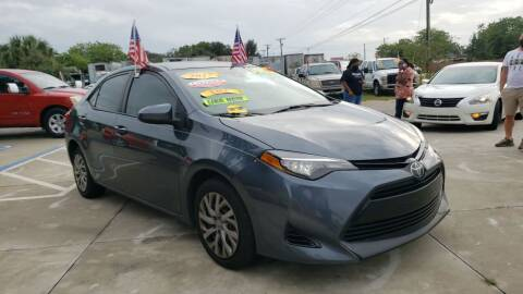 2017 Toyota Corolla for sale at GP Auto Connection Group in Haines City FL