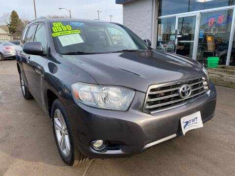 2008 Toyota Highlander for sale at Streff Auto Group in Milwaukee WI