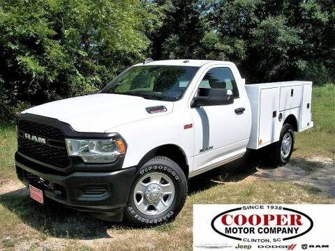 2021 RAM Ram Pickup 2500 for sale at Cooper Motor Company in Clinton SC