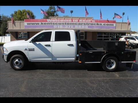 2014 RAM Ram Chassis 3500 for sale at Kents Custom Cars and Trucks in Collinsville OK