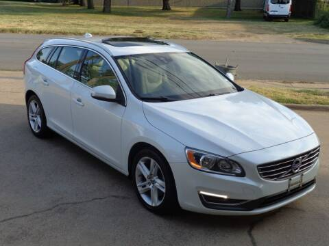 2015 Volvo V60 for sale at Auto Starlight in Dallas TX
