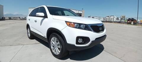 2011 Kia Sorento for sale at AUTOMOTIVE SOLUTIONS in Salt Lake City UT
