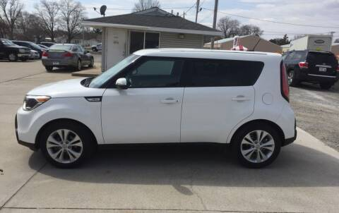 2014 Kia Soul for sale at 6th Street Auto Sales in Marshalltown IA