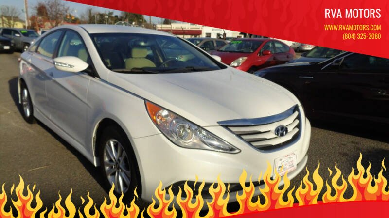 2014 Hyundai Sonata for sale at RVA MOTORS in Richmond VA