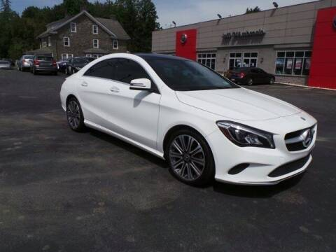 2018 Mercedes-Benz CLA for sale at Jeff D'Ambrosio Auto Group in Downingtown PA