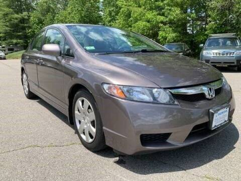2010 Honda Civic for sale at Mike's Motor Group in Tyngsboro MA