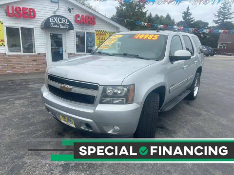 2011 Chevrolet Tahoe for sale at Excel Auto Sales LLC in Kawkawlin MI