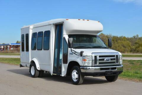 2012 Ford E-350 for sale at Signature Truck Center - Shuttle Buses in Crystal Lake IL