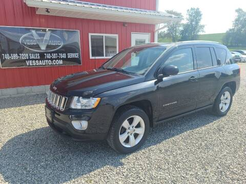 2011 Jeep Compass for sale at Vess Auto in Danville OH