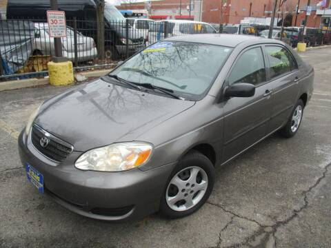 2006 Toyota Corolla for sale at 5 Stars Auto Service and Sales in Chicago IL