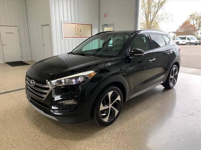 2017 Hyundai Tucson for sale at PRINCE MOTORS in Hudsonville MI