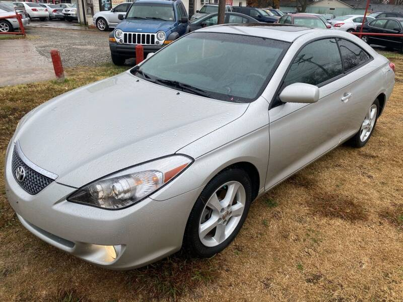 2006 Toyota Camry Solara for sale at Texas Select Autos LLC in Mckinney TX