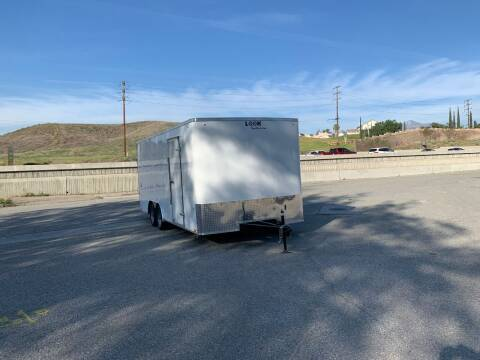 2021 Look Trailers STLA85X20TE2