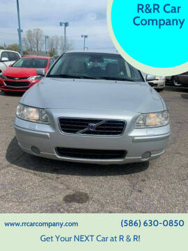 2006 Volvo S60 for sale at R&R Car Company in Mount Clemens MI