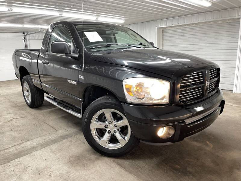 2008 Dodge Ram Pickup 1500 for sale at Hi-Way Auto Sales in Pease MN