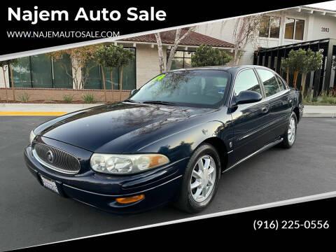 2004 Buick LeSabre for sale at Najem Auto Sale in Sacramento CA
