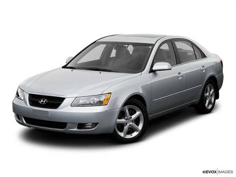 2008 Hyundai Sonata for sale at CHAPARRAL USED CARS in Piney Flats TN