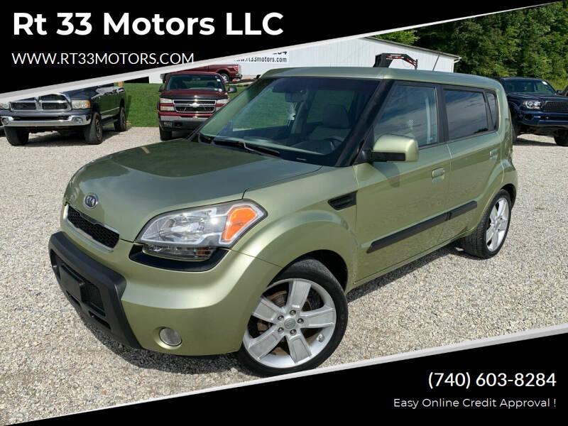 2010 Kia Soul for sale at Rt 33 Motors LLC in Rockbridge OH