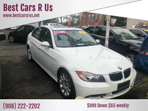 2006 BMW 3 Series for sale at Best Cars R Us in Plainfield NJ