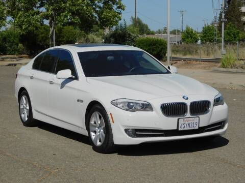 2011 BMW 5 Series for sale at General Auto Sales Corp in Sacramento CA