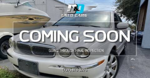 2005 Jaguar X-Type for sale at D & D Used Cars in New Port Richey FL