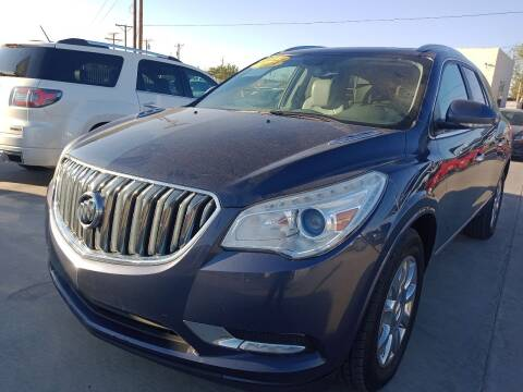 2013 Buick Enclave for sale at Hugo Motors INC in El Paso TX