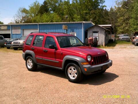 2005 Jeep Liberty for sale at Tom Boyd Motors in Texarkana TX