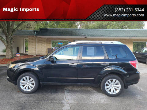 2012 Subaru Forester for sale at Magic Imports in Melrose FL