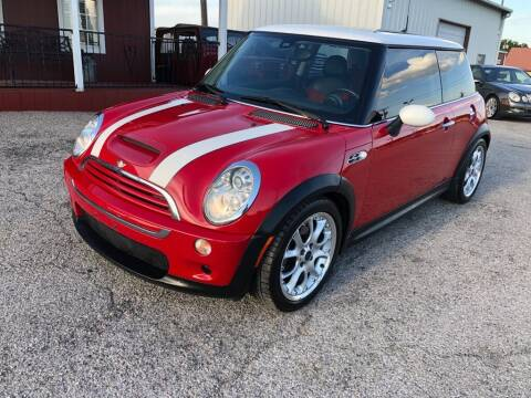 2005 MINI Cooper for sale at Decatur 107 S Hwy 287 in Decatur TX