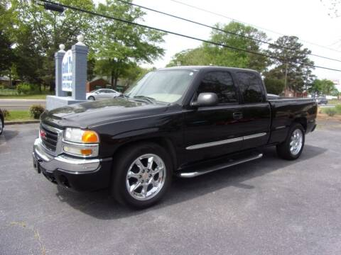 2004 GMC Sierra 1500 for sale at Good To Go Auto Sales in Mcdonough GA