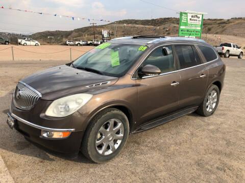 2009 Buick Enclave for sale at Hilltop Motors in Globe AZ