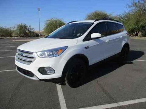 2018 Ford Escape for sale at Corporate Auto Wholesale in Phoenix AZ
