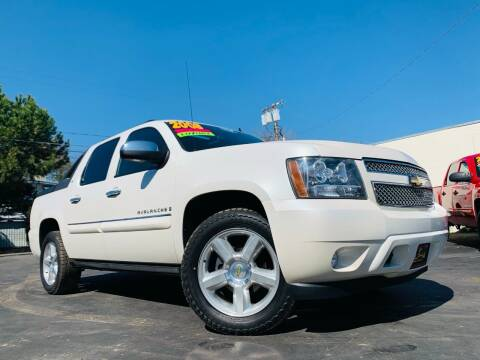 2008 Chevrolet Avalanche for sale at Alpha AutoSports in Roseville CA