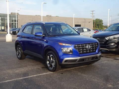 2022 Hyundai Venue for sale at Superior Hyundai of Beaver Creek in Beavercreek OH