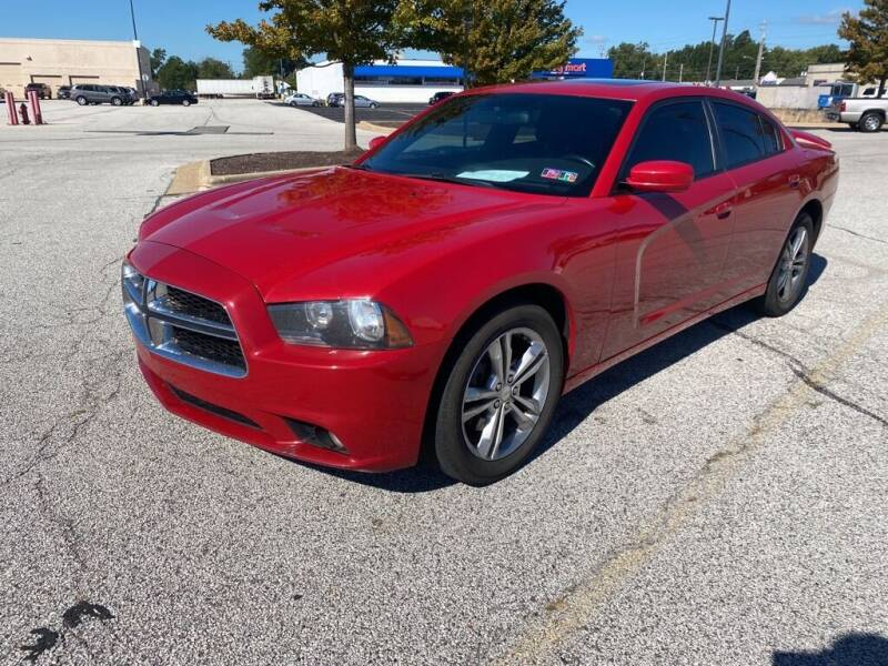 2013 Dodge Charger for sale at TKP Auto Sales in Eastlake OH
