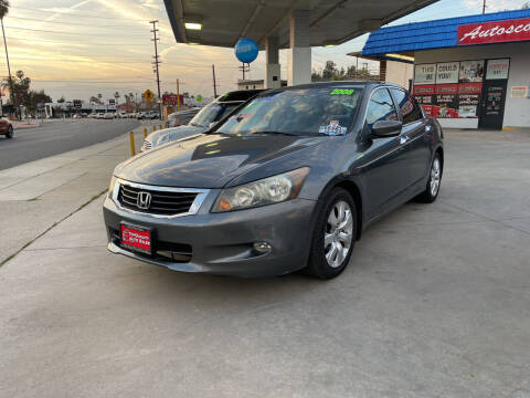 2008 Honda Accord for sale at Top Quality Auto Sales in Redlands CA