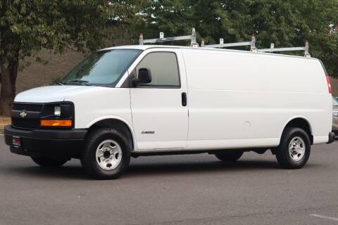 2005 Chevrolet Express Cargo for sale at Beaverton Auto Wholesale LLC in Aloha OR