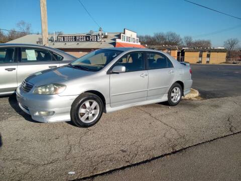 2006 Toyota Corolla for sale at Savior Auto in Independence MO
