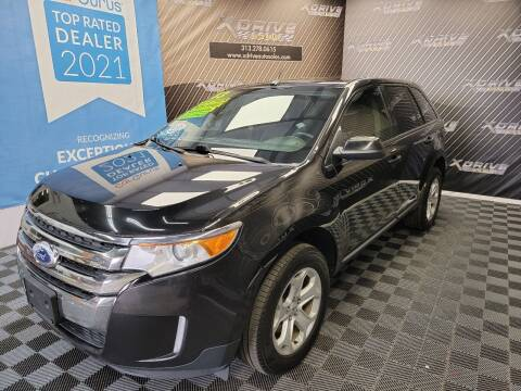 2013 Ford Edge for sale at X Drive Auto Sales Inc. in Dearborn Heights MI