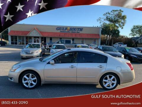 2005 Nissan Maxima for sale at Gulf South Automotive in Pensacola FL
