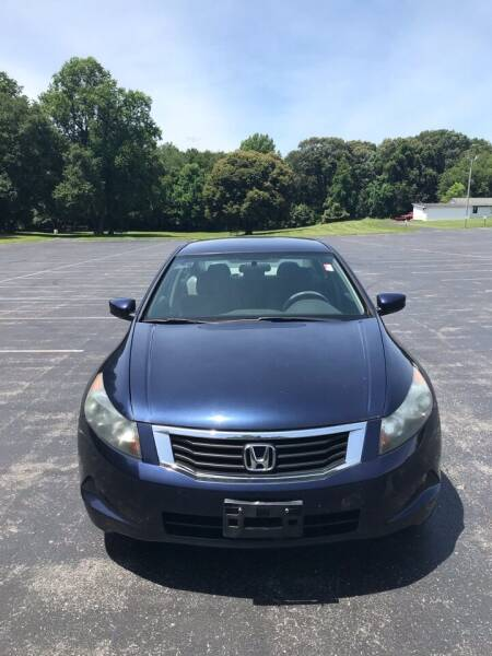 2010 Honda Accord for sale at Auto Discount Center in Laurel MD